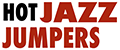 Hot Jazz Jumpers Name Logo 120 by 50